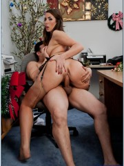 Paige Turnah Galleries. Paige Gets Banged In The Office